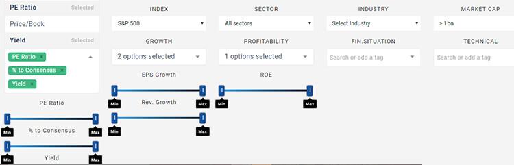 stock-scanning-configuration