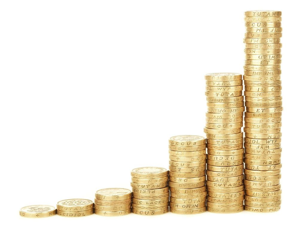 growing wealth with dividends